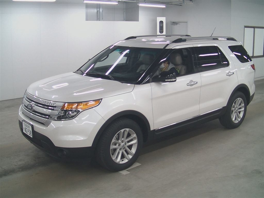 Ford Explorer 2014 левый руль