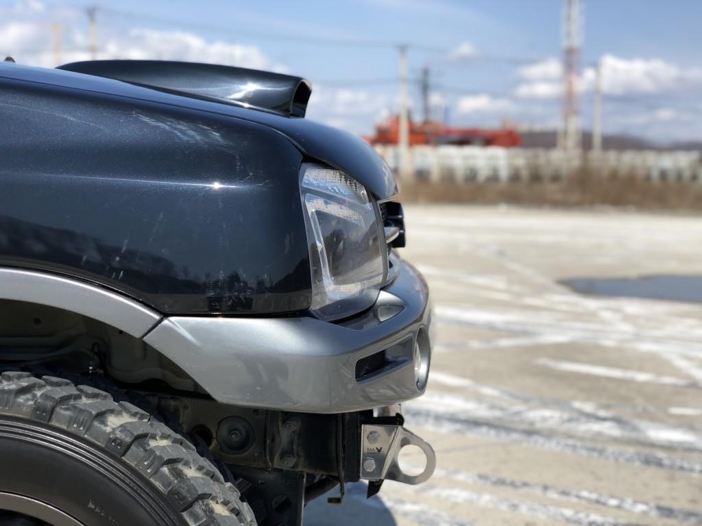 Капот Suzuki Jimny JB23 JB33 JB43