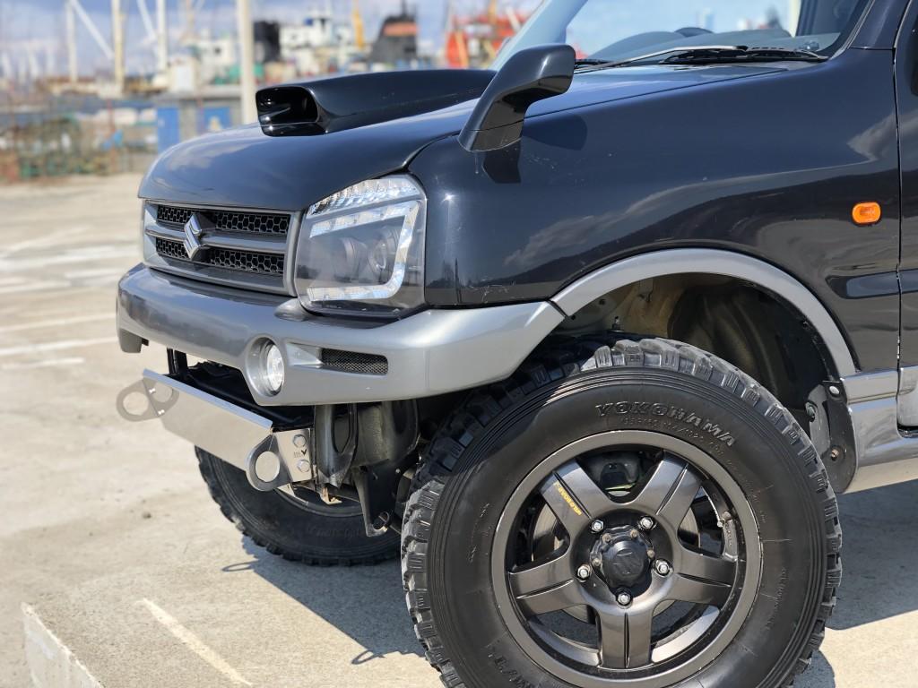 Защита M-AVTO Suzuki Jimny JB23