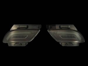 Задние противотупанные фары Lexus RX
