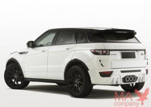 Тюнинг Range Rover AVOQUE