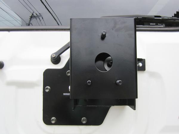 Кронштейн для перемещения запасного колеса для Suzuki Jimny JB23/33/43