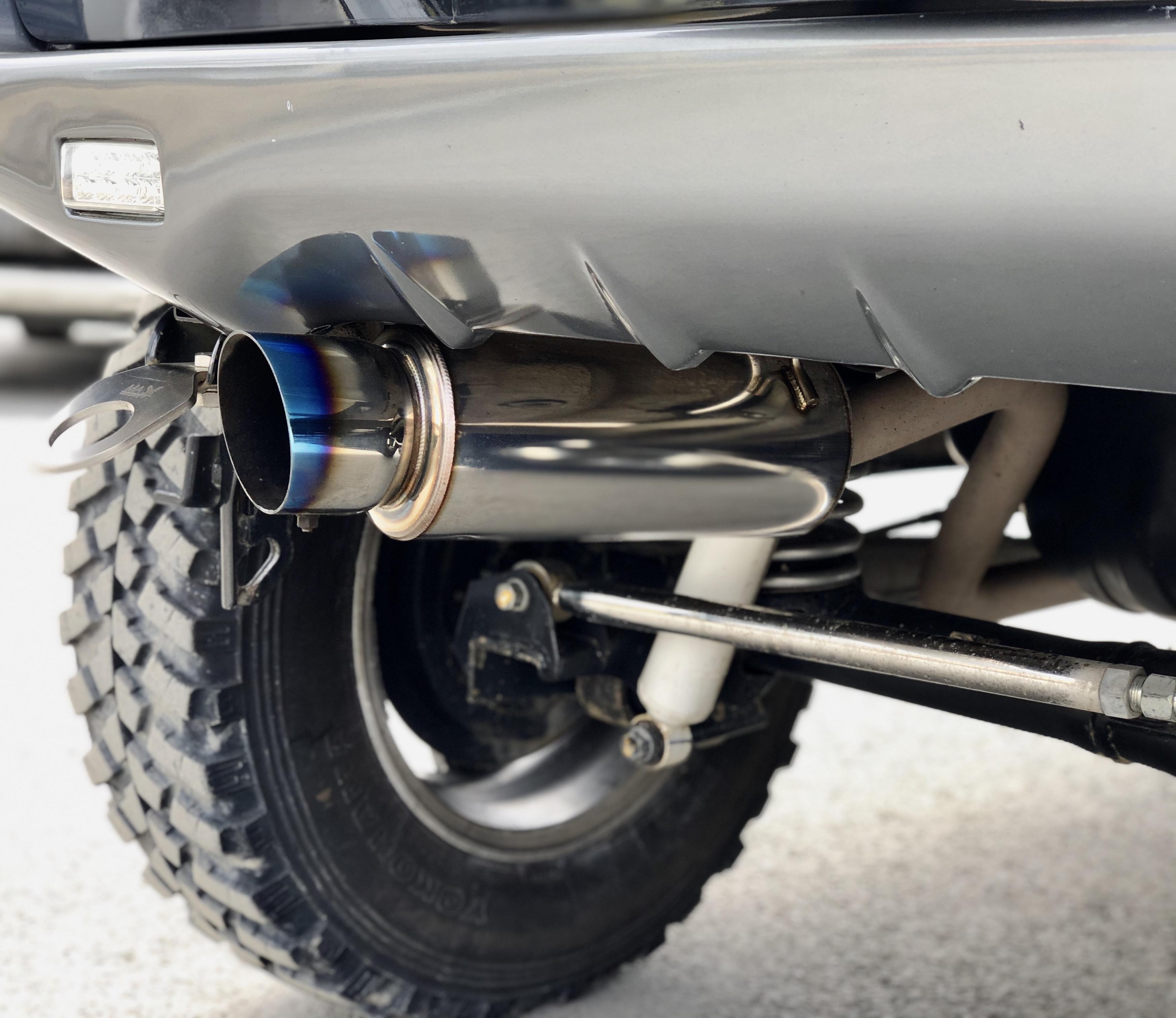 ZAWARD Suzuki Jimny JB23W